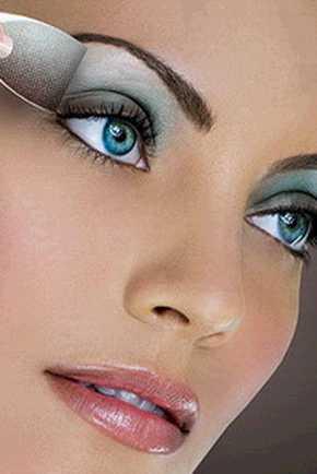 Макияж для близко посаженных глаз пошаговая инструкция