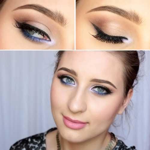 Как правильно красить глаза: пошаговые инструкции