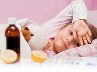 Неожиданное лекарство от кашля для детей