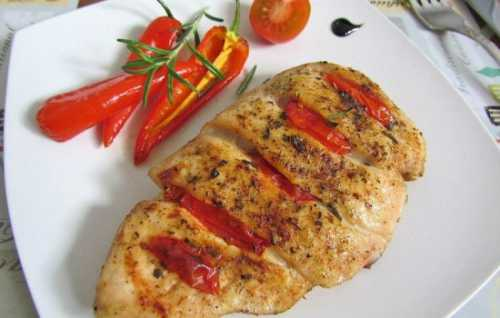 Узнай рецепт картошки с помидорами, секреты
