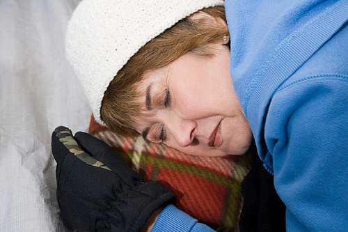 Не надо физнагрузок прямо перед сном
