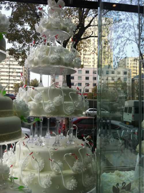 Свадебный торт за 179 000 долларов