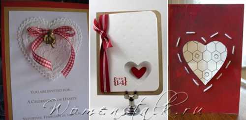 Подарок маме – идеи в картинках Часть 1 День Святого Валентина