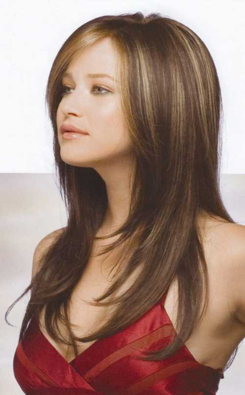Стрижка волос лесенкой фото: виды стрижки,