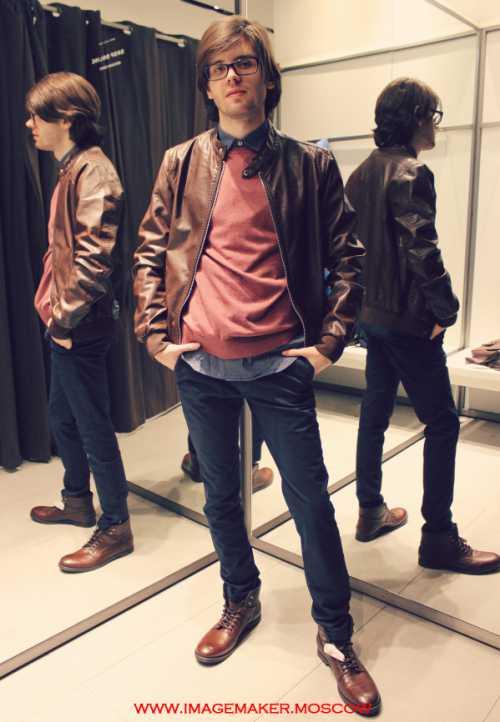 Преображение: мужская мода