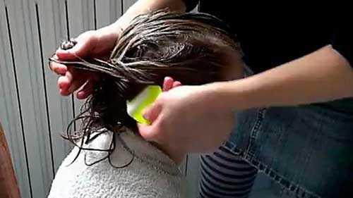 Однако больному следует каждый раз после использования проверять расческу, полотенце и тди избавляться от обнаруженных паразитов