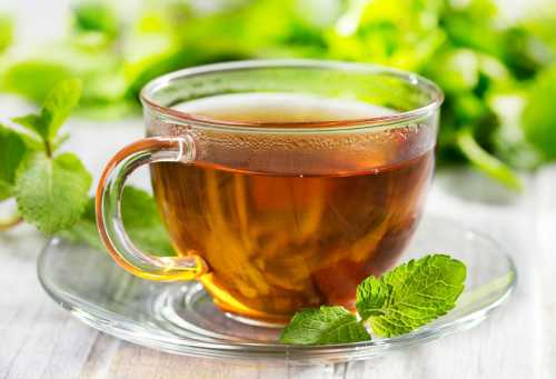 Зелёный чай для похудения, лечебные свойства, в