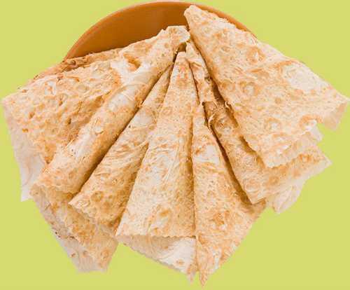 Когда лаваш будет приготовлен, его необходимо положить на какоето время между двумя слегка смоченными салфетками