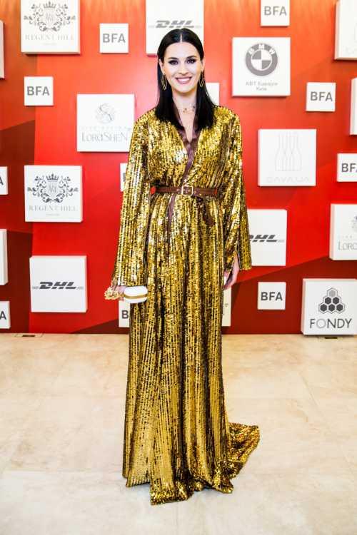 Best Fashion Awards 2017: модные гости церемонии