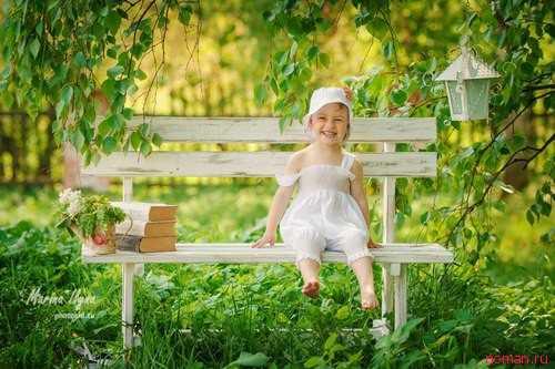 Чем развлечь ребенка на даче в летний период