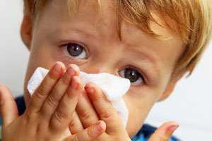 Сопли у ребенка: зеленые, желтые, прозрачные или