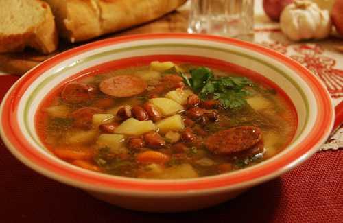 Рецепты супа с томатной пастой, секреты выбора