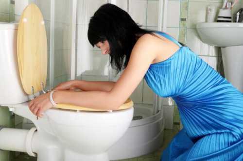 Когда начинается тошнота при беременности