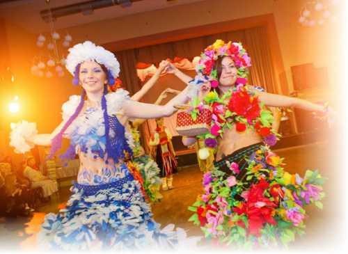 В феврале карнавал и балмаскарад в городе