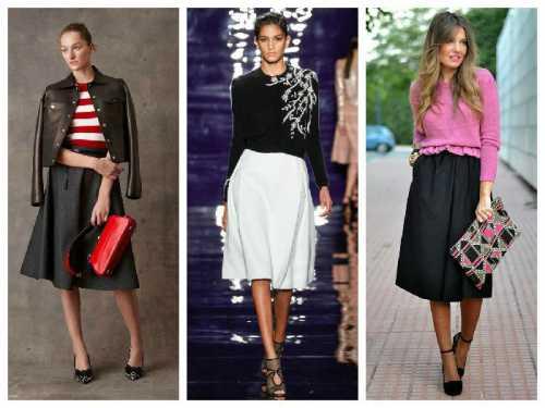 Модные юбки 2016: в чём и как нужно ходить в