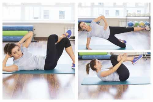 Упражнения после родов для похудения: какие