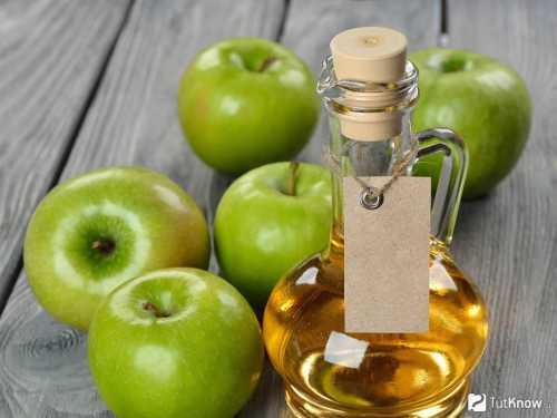 Яблочный уксус для волос: польза, особенности