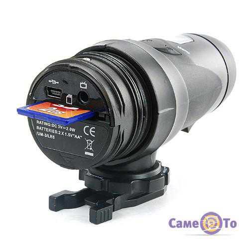 Камера для спорта