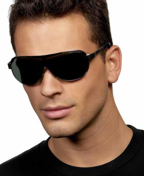 Солнцезащитные очки предназначены, в первую очередь, для защиты глаз от слишком ярких солнечный лучей, в том числе и от опасных для здоровья глаз ультрафиолетовых лучей