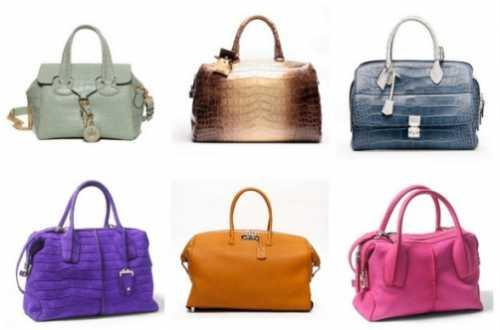 Модные сумки на любой вкус