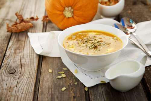 Рецепты супа из тыквы, секреты выбора