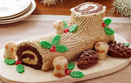 Таким способом сформируйте весь торт