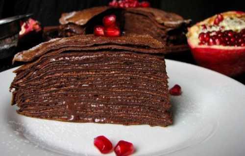 Рецепты тортов из шоколадок, секреты выбора