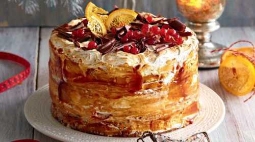 Рецепты домашних тортов с клубникой, секреты