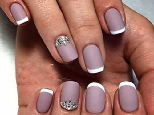 Нежный дизайн ногтей: фото и описание подробной