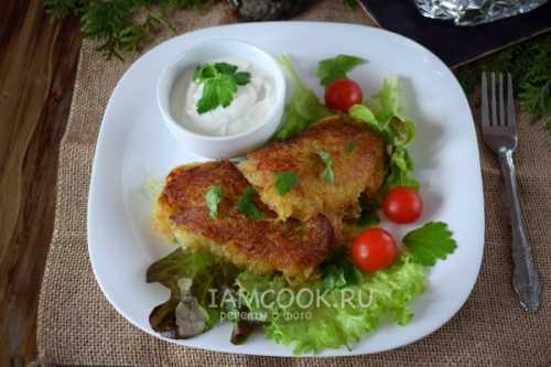 Рецепты колдунов из картофеля с фаршем в духовке: