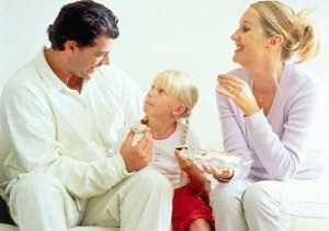 Правила этикета счастливой семьи семейная психология