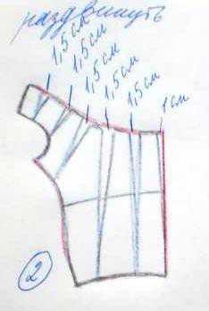 Для вязания реглана от горловины обычно используют круговые спицы