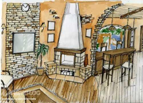 Приметы о стенах, полах и потолке в доме: как не
