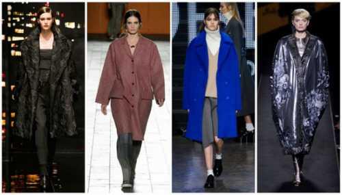 Модные пальто 2016: в чём и как нужно ходить в