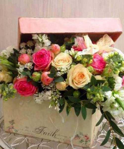 Вручать цветочные композиции в удобном оформлении особое удовольствие, эффект гарантирован, Шляпные коробки модное и чрезвычайно красивое оформление цветов, востребо ванное в