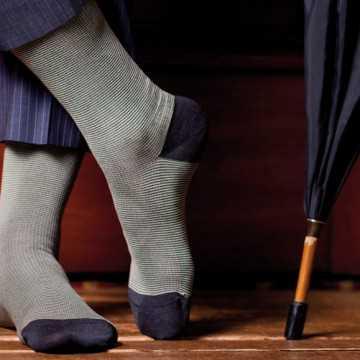 Выбираем качественные носки для мужа