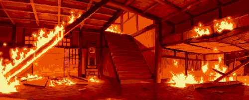 К чему снится горящий дом: толкование снов про
