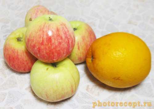 Рецепт компота из яблок и апельсинов, секреты