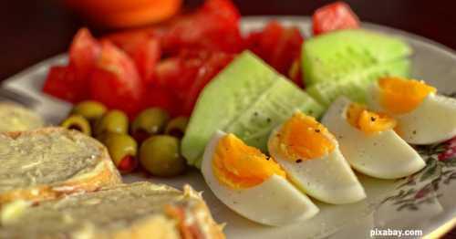 Диета вареных яиц: Можно сбросить 11 кило за 2 недели