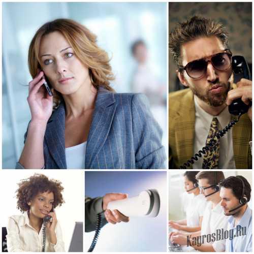 Правила этикета сотовой связи